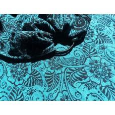 Yaro Yaro Ava Contra Black-Blue Ring Sling