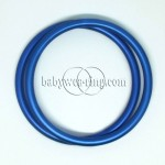 Nicerings - large rings (pair) - Blue