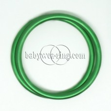 Nicerings - large rings (pair) - Green