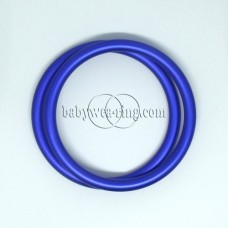 Nicerings - medium rings (pair) - Blue