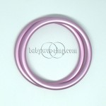 Nicerings - medium rings (pair) - Light Pink