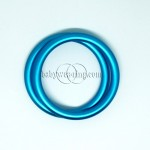 Nicerings - small rings (pair) - Turquoise