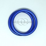 Nicerings - small rings (pair) - Blue