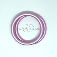 Nicerings - small rings (pair) - Light pink