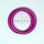 Nicerings - small rings (pair) - Pink