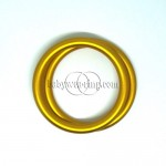 Nicerings - small rings (pair) - Yellow