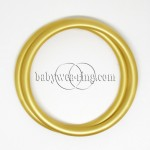 Nicerings - large rings (pair) - Gold