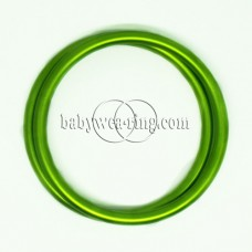 Nicerings - large rings (pair) - Lime