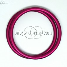 Nicerings - large rings (pair) - Pink