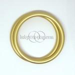 Nicerings - medium rings (pair) - Gold