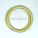Nicerings - medium rings (pair) - Champagne