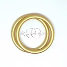 Nicerings - small rings (pair) - Gold