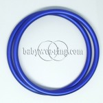 Nicerings - extra large rings (pair) - Blue