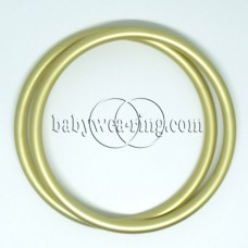 Nicerings - extra large rings (pair) - Champagne