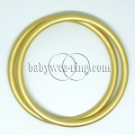 Nicerings - extra large rings (pair) - Gold