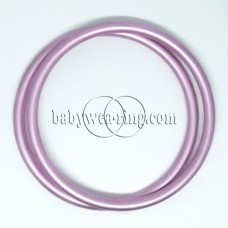 Nicerings - extra large rings (pair) - Light pink