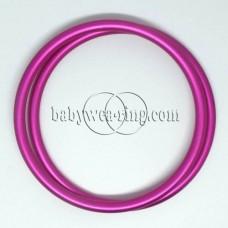 Nicerings - extra large rings (pair) - Pink